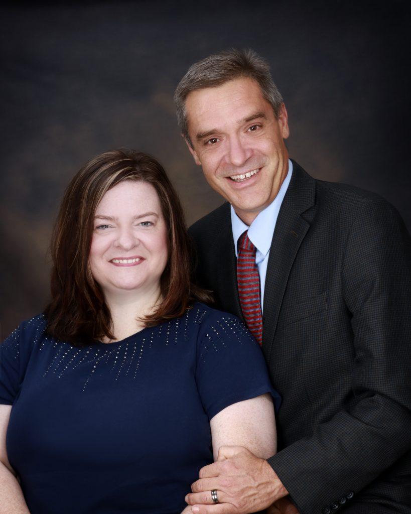Brett & Jenny Hoffman